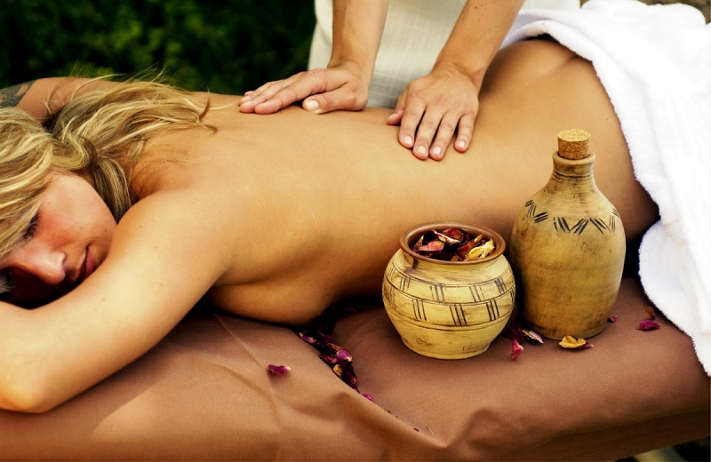Massage © HEIDE SPA Hotel & Resort