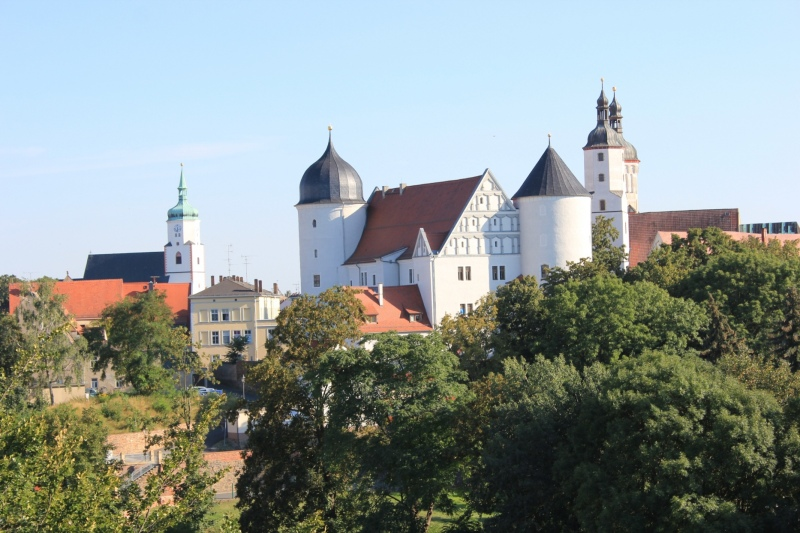 Castle and Cathedral of Wurzen ©Kati Lange