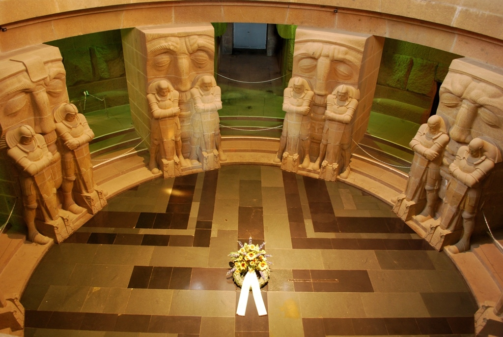 Monument to the Battle of the Nations – Hall of Fame © LTM A.Schmidt